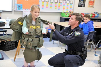 Career Day at Five Points Elementary