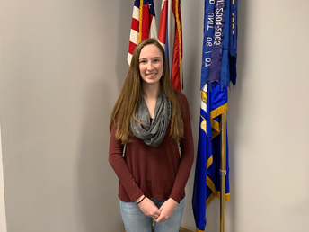 Madison Boeh Earns United States Air Force Scholarship