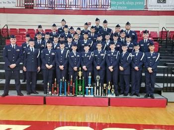 Springboro JROTC Students
