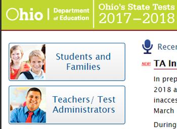 Ohio State Tests