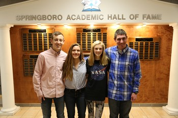 SHS Students National Merit Scholarship Finalists
