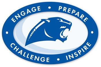 Springboro City Schools Panthers EPIC Logo