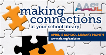 School Library Month Image