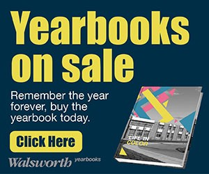 2018-19 Yearbooks for Sale