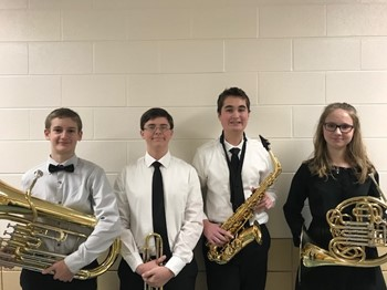Springboro Students - Honor Band 2019