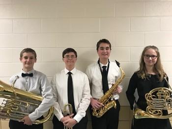 Springboro Students - Honor Band 2019