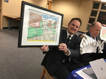 Springboro Schools Board Recognition