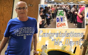 Congrats Mr. Dave