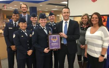 Purple Star Award