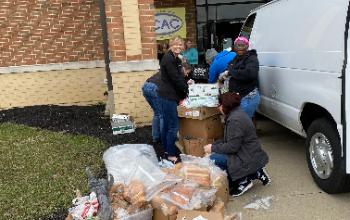 SCAC Food Pickup