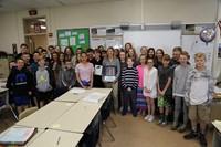 EPIC Teacher Award Winner for 2018