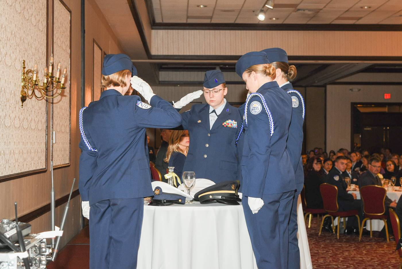 Dining-Out Ceremony
