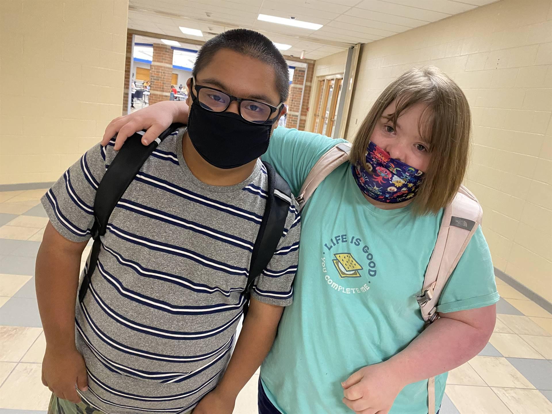 SHS Students